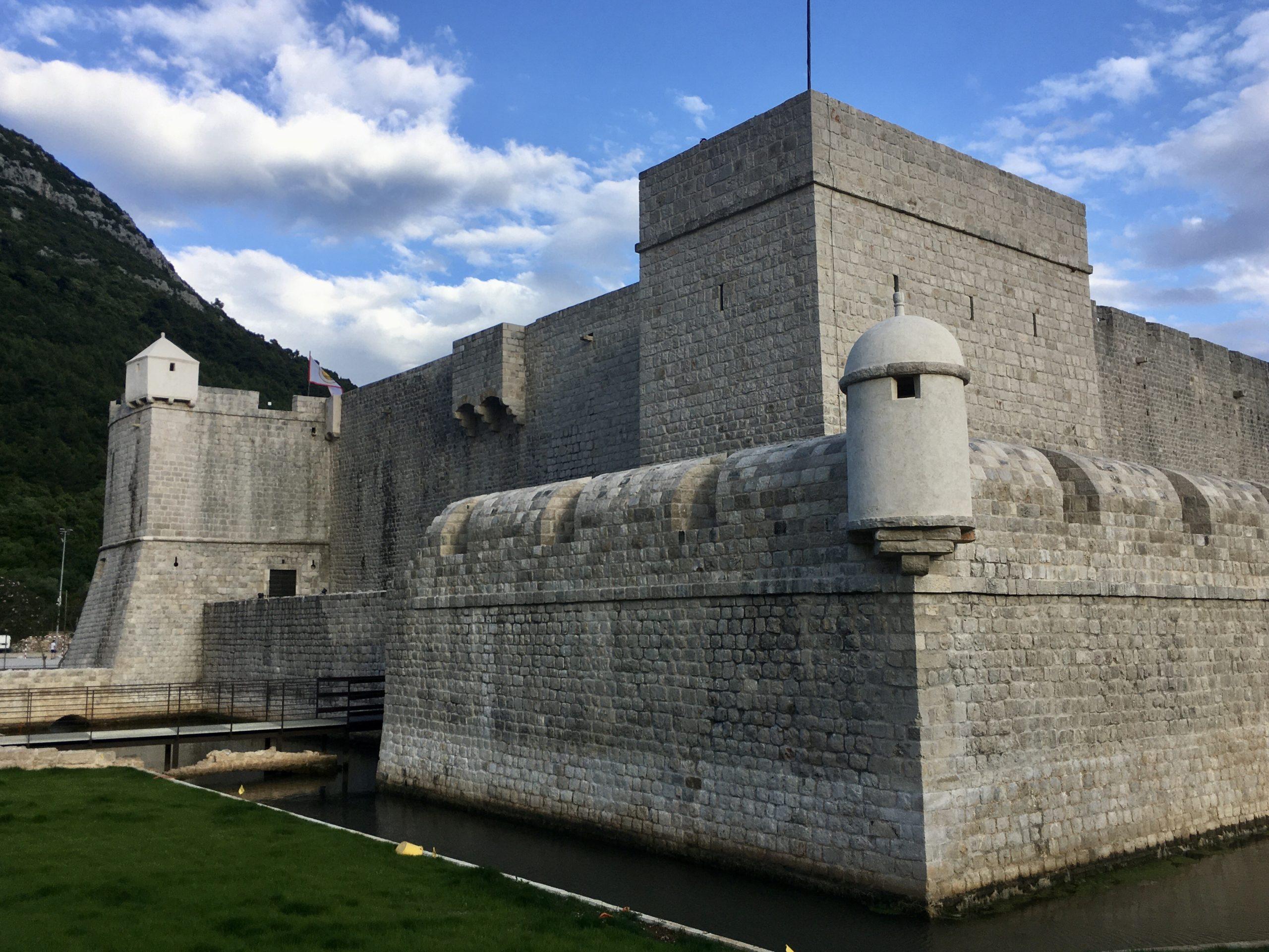 Fortyfikacje miasta Ston