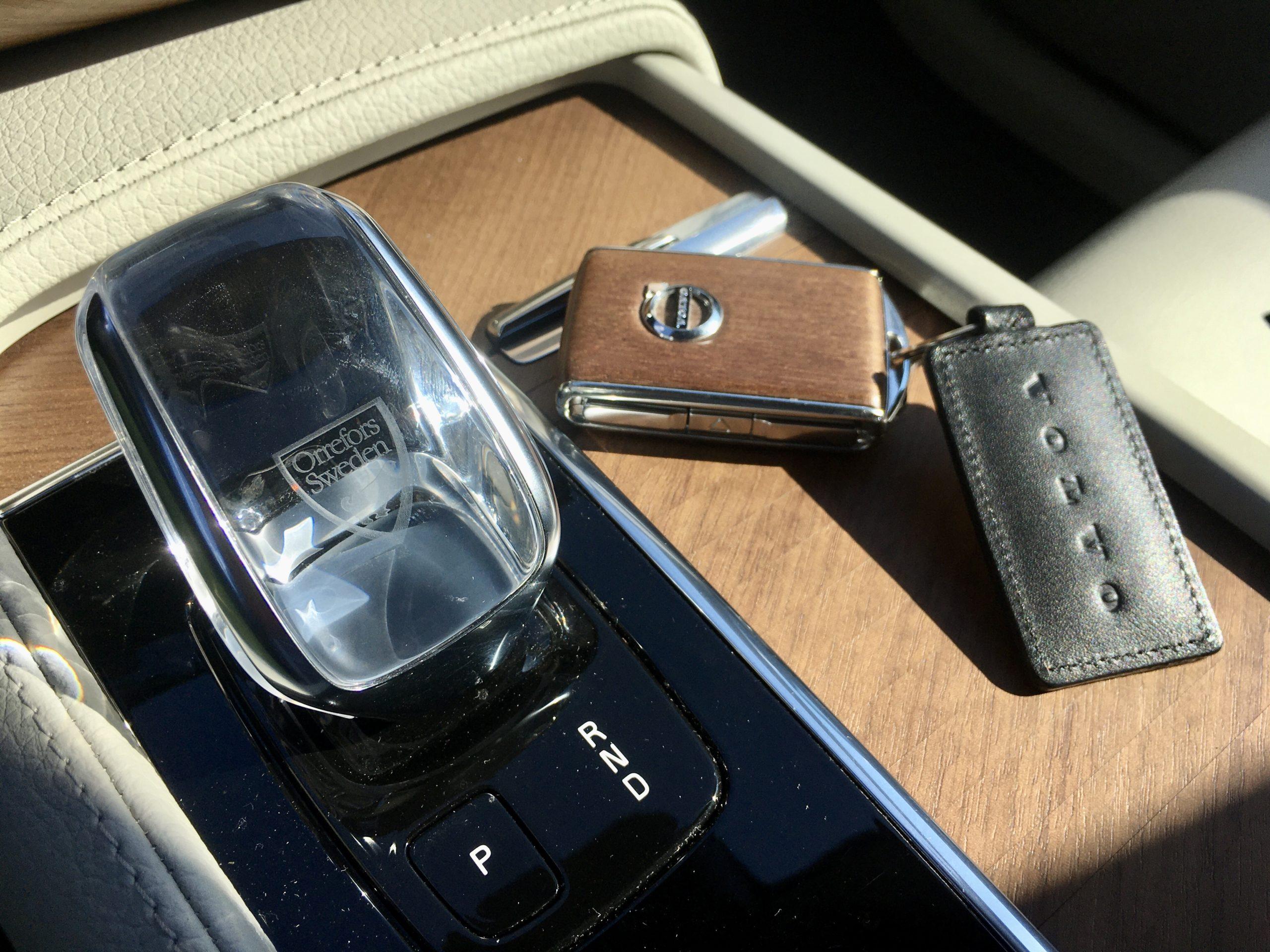 Świetne materiały i dbałość o detale to znak rozpoznawczy największego SUV'a Volvo