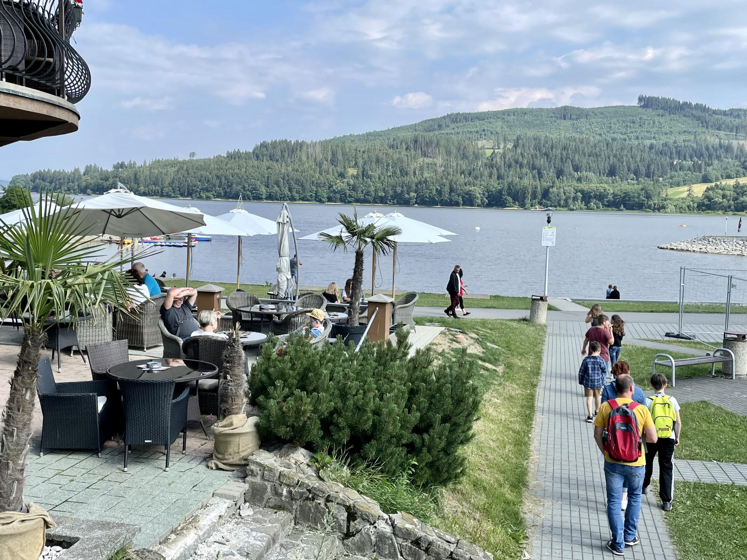 Namestowo nad Jeziorem Orawskim ma do zaoferowania sporo atrakcji w lecie