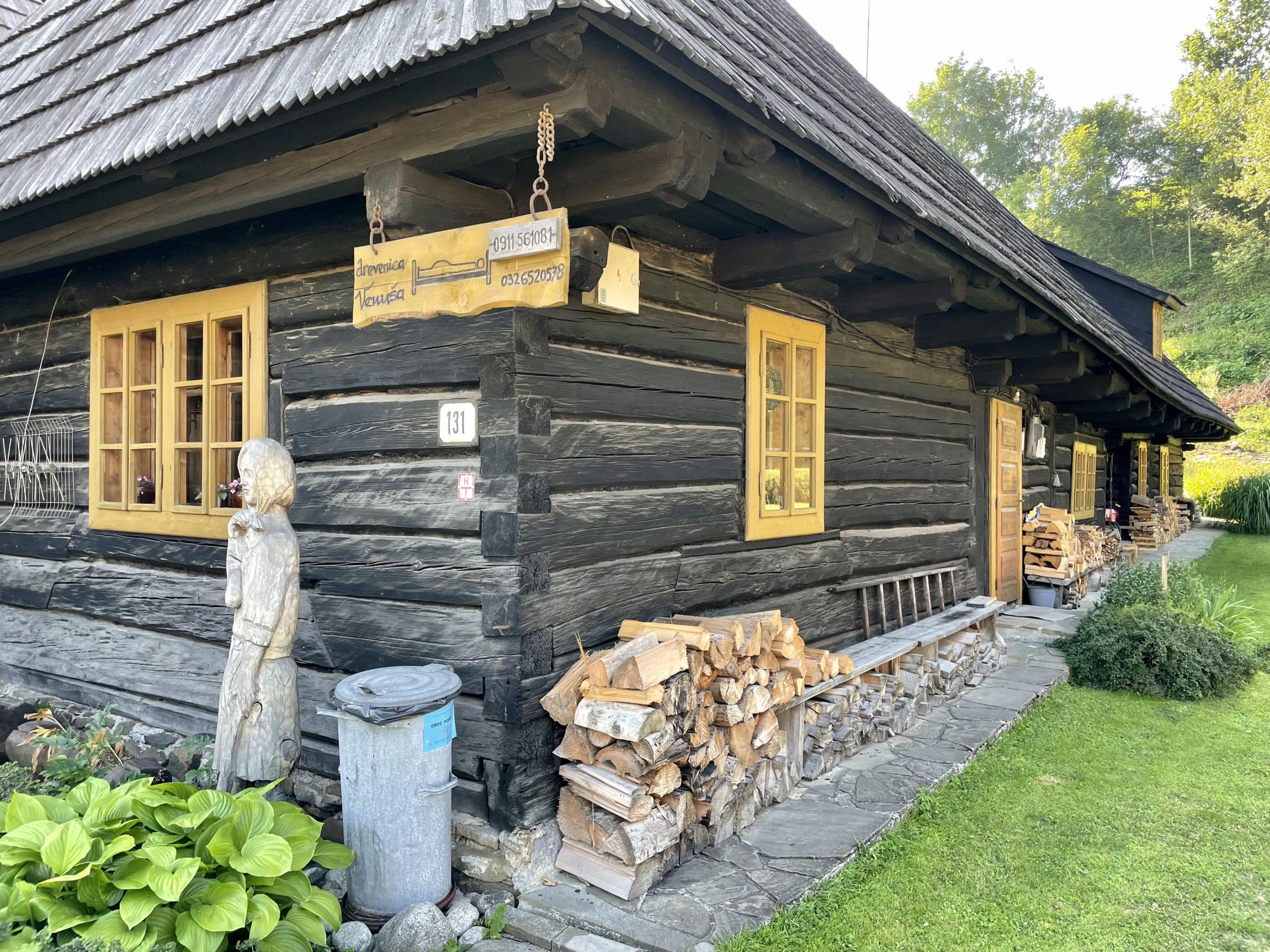 Miłośnicy tradycyjnej architektury drewnianej będą zadowoleni z wizyty na Orawie