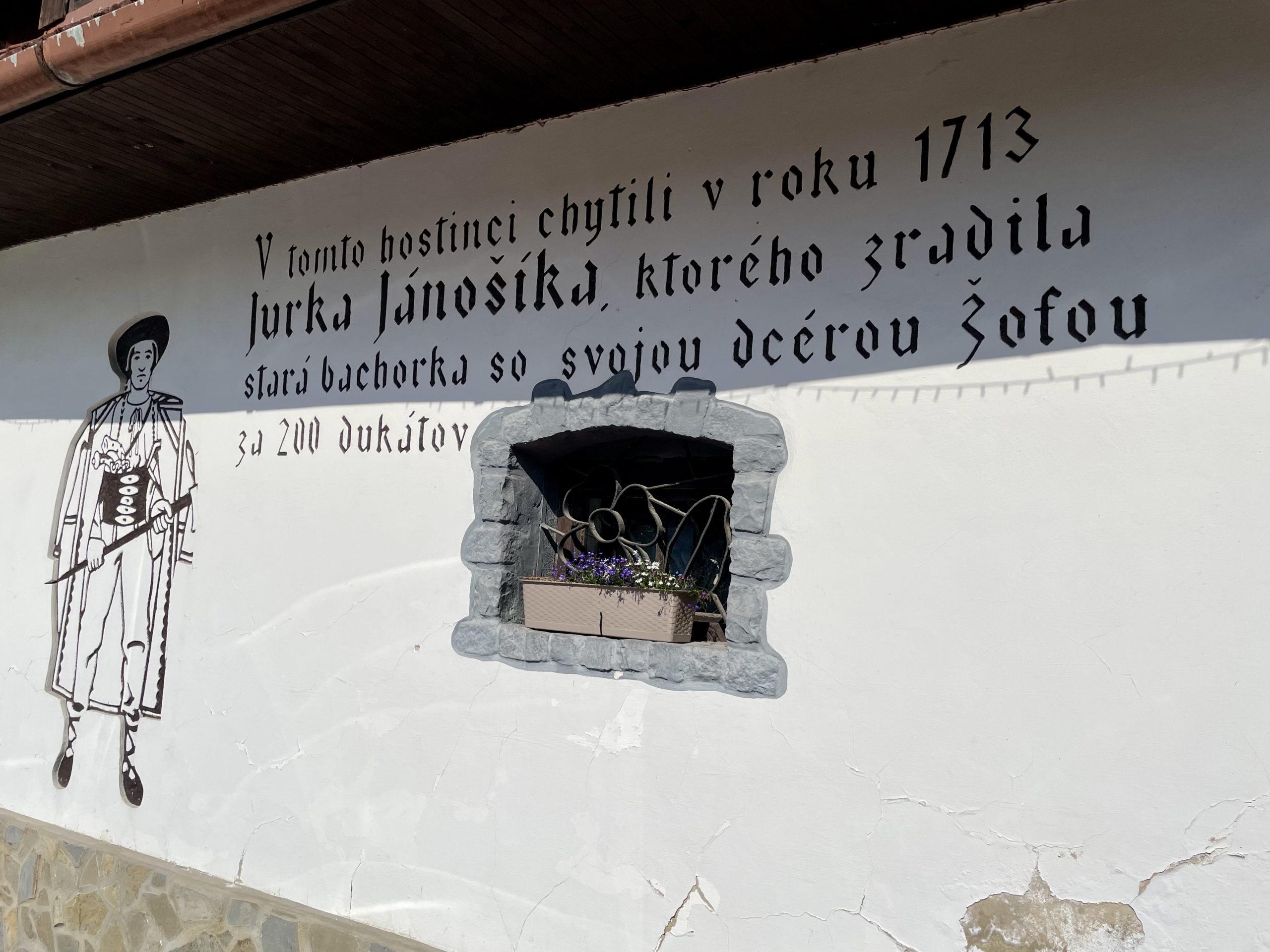 Legenda Janosika jest żywa po obu stronach słowacko - polskiej granicy