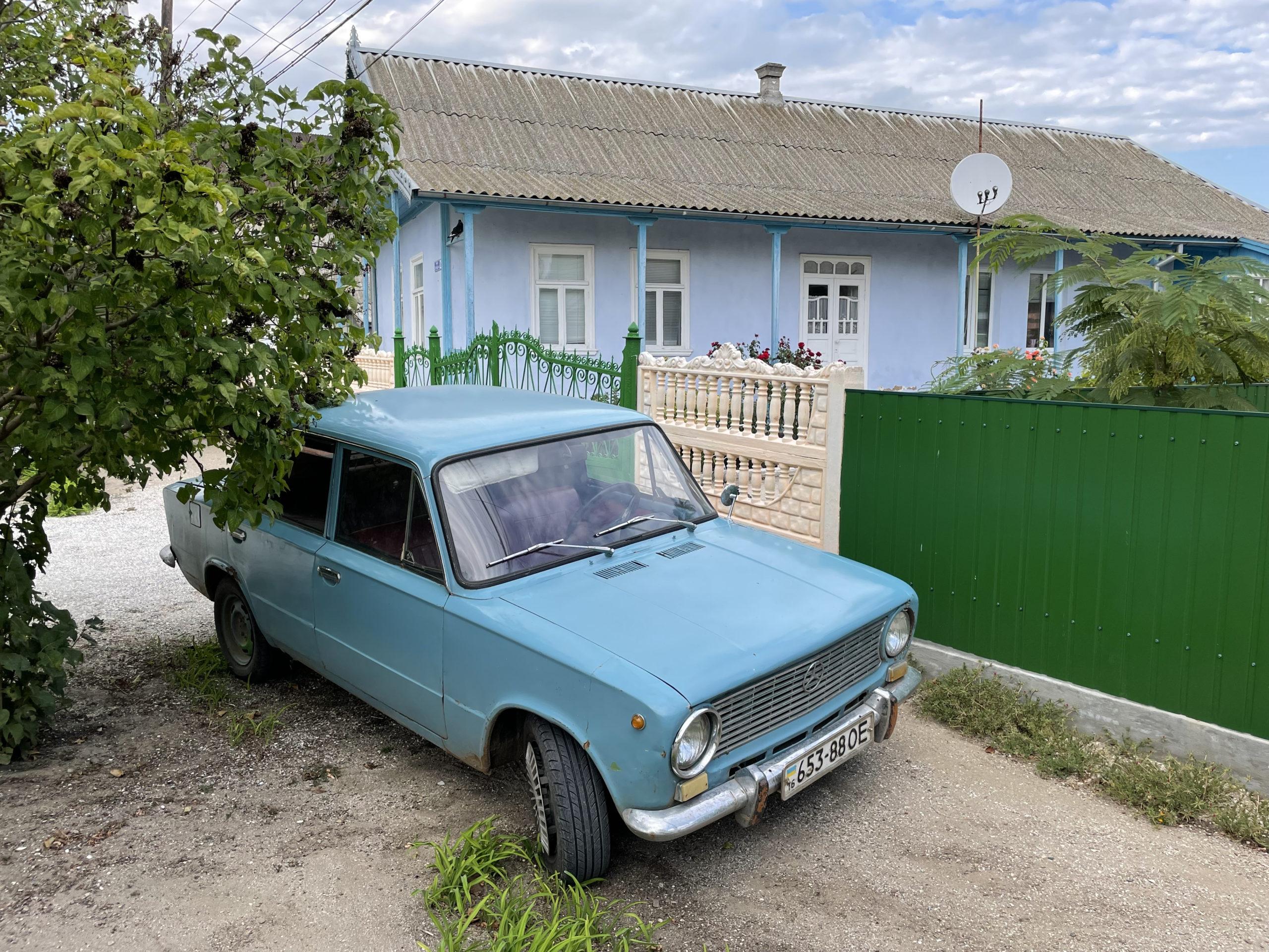 Ukraina to raj dla miłośników youngtimerów z krajów byłego ZSRR